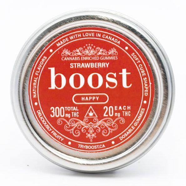 Boost-Strawberry-Gummies-300MG-THC