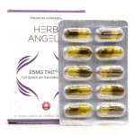 HerbAngels-25MG-THC-Full-Spectrum-Cannabis-Capsules250MG-600×600
