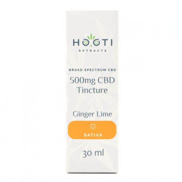 Hooti-500MG-CBD-Sativa-Tincture-Ginger-Lime-2-600×600