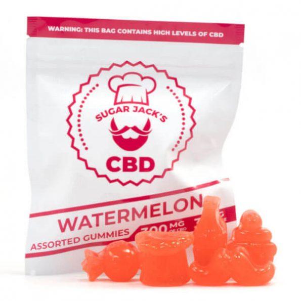 SugarJacks-Assorted-CBD-Gummies-Watermelon-200MG-600×600